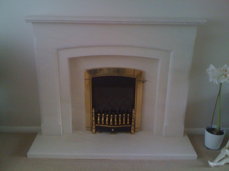 Fireplace Design leonards fireplace : Fireplaces | Abbey Marble